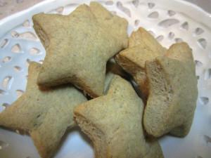 Печенье Звездочка